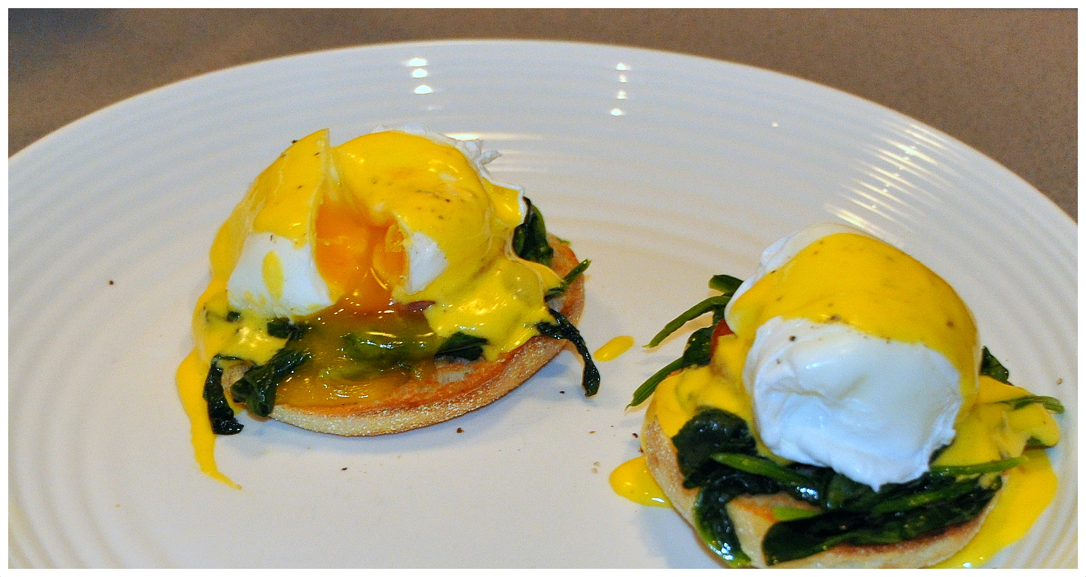 Eggs Benedict with a Polish Twist - Magdalicious food blog
