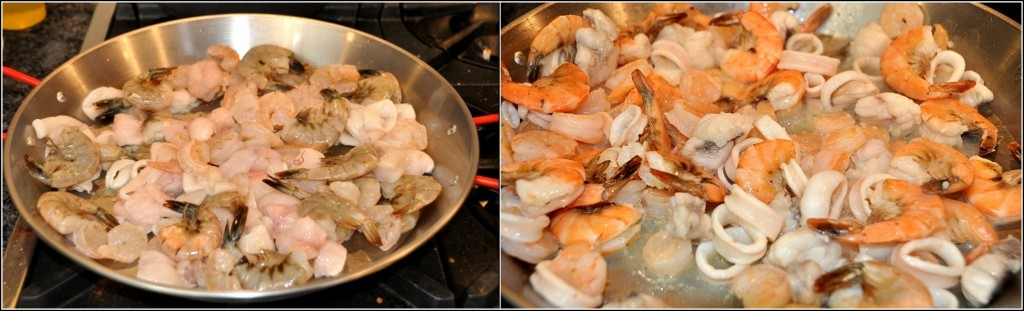 kolaz shrimp uncooked and cooked
